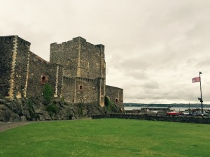 Irlandreise-Lady-Susan-Carrickfergus